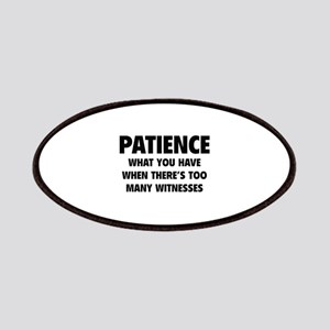 Patience Patches