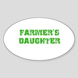 Farmgirl Collection Oval Sticker