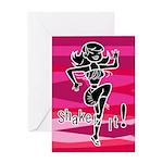 Shake It! Greeting Card