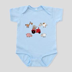 Farm Infant Bodysuit