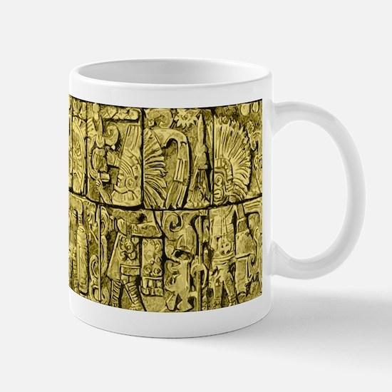 Ancient Mayan Mug