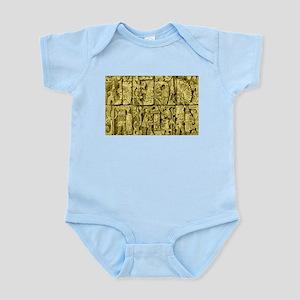 Ancient Mayan Infant Bodysuit
