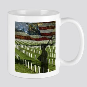 Guard at Arlington National Cemetery Mug