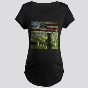 Guard at Arlington National Cemetery Maternity Dar