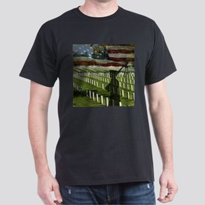 Guard at Arlington National Cemetery Dark T-Shirt