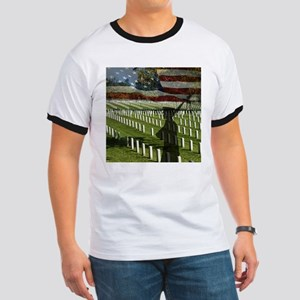 Guard at Arlington National Cemetery Ringer T