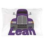 Trucker Leah Pillow Case