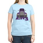 Trucker Lily Women's Light T-Shirt