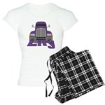 Trucker Lily Women's Light Pajamas