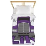 Trucker Lily Twin Duvet