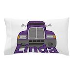Trucker Linda Pillow Case