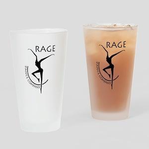 Company Logo Drinking Glass