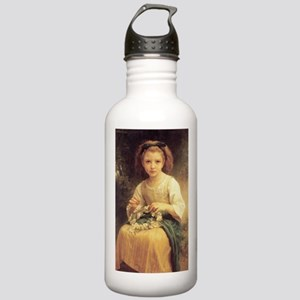 Daisy Crown Stainless Water Bottle 1.0L