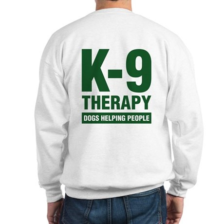 Professional K-9 Therapy Sweatshirt