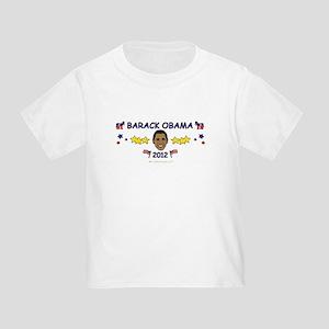 obama 2012 Toddler T-Shirt