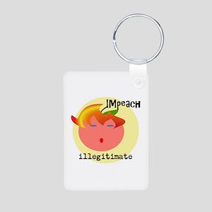 Illegitimate -- Impeach Keychains