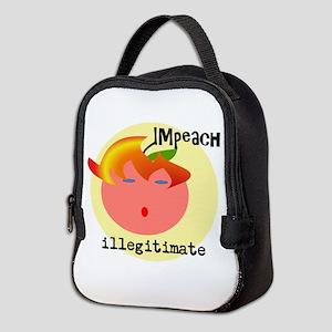 Illegitimate -- Impeach Neoprene Lunch Bag