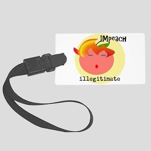 Illegitimate -- Impeach Luggage Tag