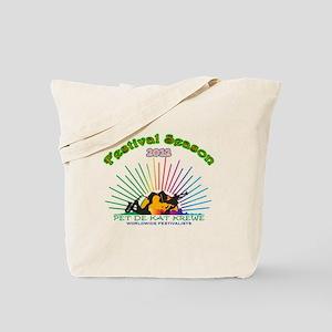 Festival Season 2012 Tote Bag