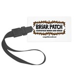 Briar Patch Large Luggage Tag