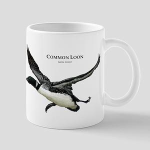 Common Loon Mug