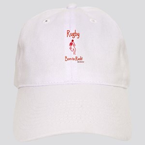 Rugby Born to Ruck 6000 Cap
