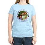 We're All Quite Mad, You'll Women's Light T-Shirt