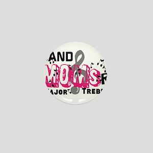 Band Moms r Trebel Mini Button