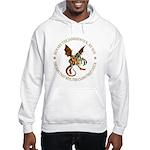 Beware the Jabberwock My Son Hooded Sweatshirt