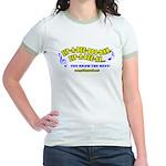 zipadeedoodah Jr. Ringer T-Shirt