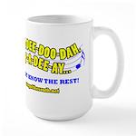 zipadeedoodah Large Mug