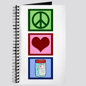 Peace Love Pharmacist Journal