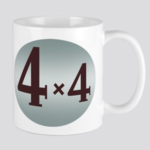 Mug - FJ45 4x4 bed decal