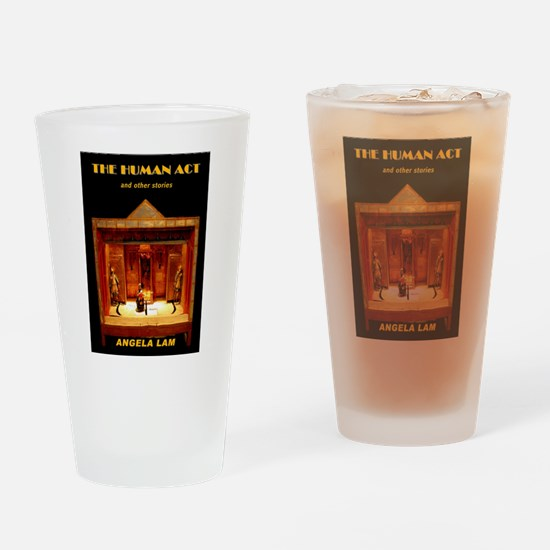 Human Act and Other Stories Drinking Glass
