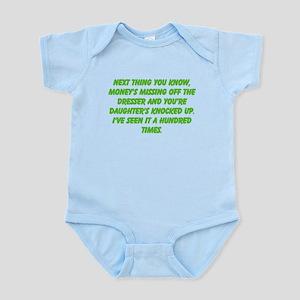 next you know Infant Bodysuit