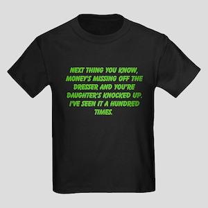 next you know Kids Dark T-Shirt