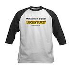 Laughin Place Kids Baseball Jersey