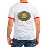 Indian gold oval 2 Ringer T