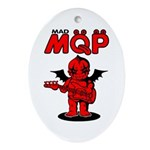 MQP Bass Ornament (Oval)