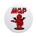 MQP Bass Ornament (Round)