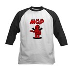 MQP Bass Kids Baseball Jersey