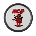 MQP Bass Large Wall Clock
