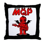 MQP Bass Throw Pillow