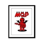 MQP Bass Framed Panel Print