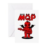 MQP Bass Greeting Cards (Pk of 10)