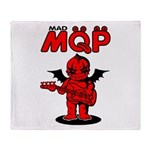 MQP Bass Throw Blanket