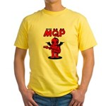 MQP Bass Yellow T-Shirt