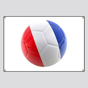 France world cup ball Banner