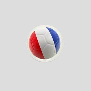 France World Cup Ball Mini Button