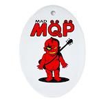 MQP Guitar Ornament (Oval)